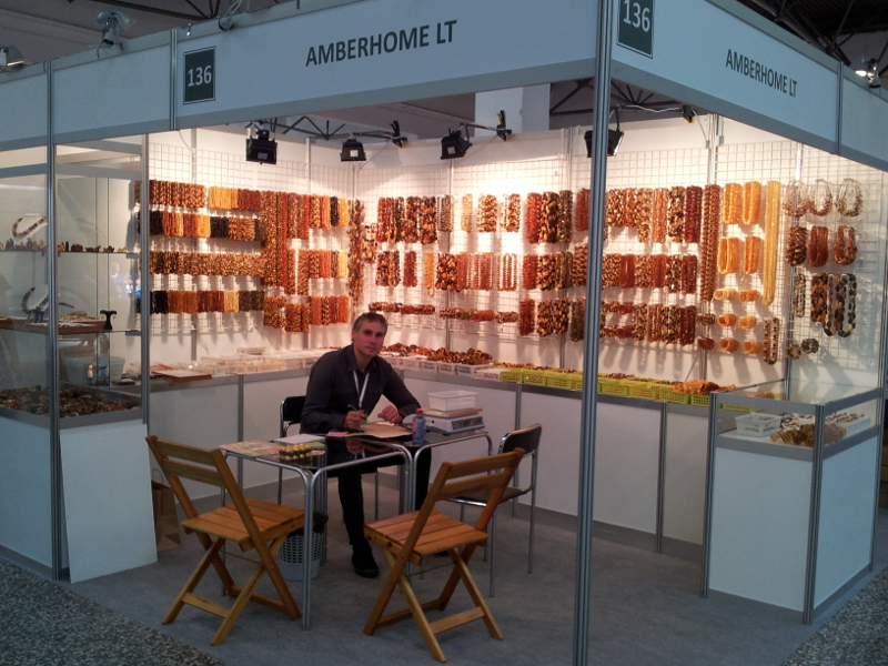 Trade show in Cracow